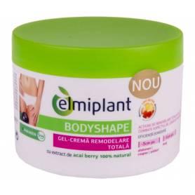 Gel - Crema remodelare + serum Bodyshape 200ml  - Elmiplant