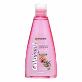 Cellufight Ulei anticelulitic 200ml - Elmiplant