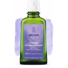 Ulei relaxant de lavanda 100ml - Weleda