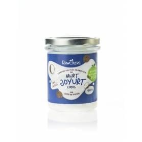 Iaurt din lapte de cocos - Joyurt, 150g, Rawckers