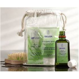 Set anticelulitic mesteacan  - Weleda