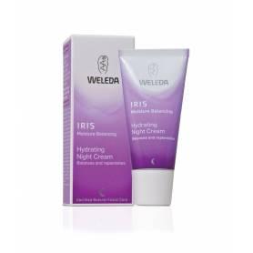 Crema de noapte cu Iris 30ml -  Weleda