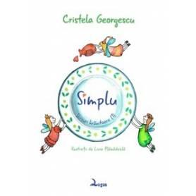 Simplu. Versuri hranitoare (I) - carte - Cristela Georgescu