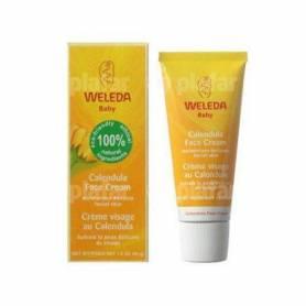 Crema faciala hidratanta cu galbenele Baby 50ml - Weleda