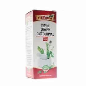 Extract Gliceric Cistourinal 50ml - AdNatura