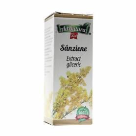 Extract Gliceric Sanziene Flori 50ml - Ad Natura