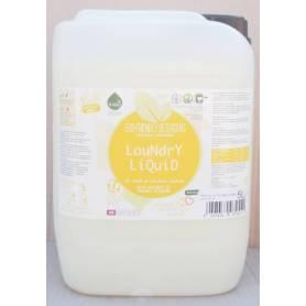 Detergent eco lichid rufe albe si colorate portocale 5l BIOLU