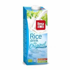 Lapte de orez original bio 1l - Lima