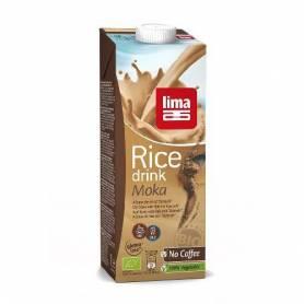 Lapte de orez Moka bio 1l - Lima