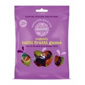 Jeleuri Tutti Frutti bio 75g - Biona