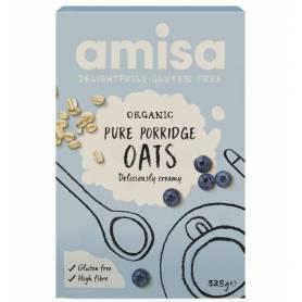 Porridge din ovaz fara gluten eco-bio 325g - Amisa