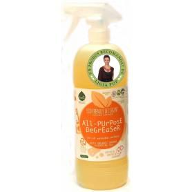 Detergent/degresant Eco Universal Cu Ulei De Portocale 1l - BIOLU