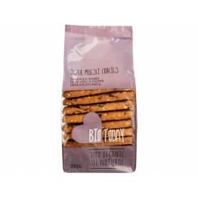 Biscuiti cu supermusli bio 200g - Smaak