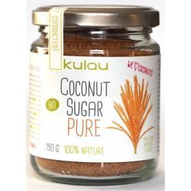 Zahar din nectar de flori de cocos eco-bio 150g - Kulau