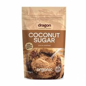 Zahar din palmier de cocos eco-bio 250g - Dragon Superfoods