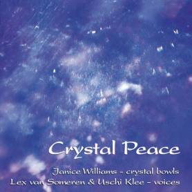 Crystal Peace – CD – Lex Van Someren