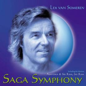 Saga Symphony – CD – Lex Van Someren