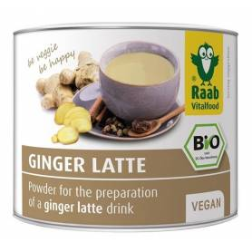 Bautura instant cu Ghimbir latte eco-bio 70g RAAB