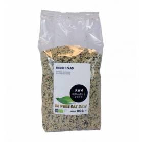Seminte de canepa decorticate bio 1000g - Smaak