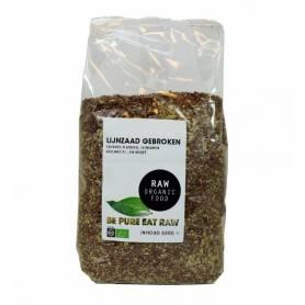 Seminte de in pisate bio 500g - Smaak