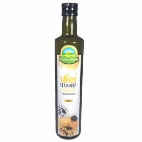 Ulei de floarea soarelui presat la rece 500ml - Natural Health