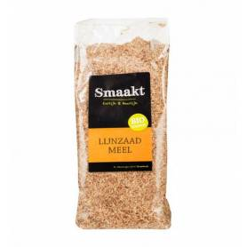 Faina din seminte de in bio 400g - Smaak