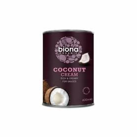 Crema de cocos cutie bio 400g - Biona