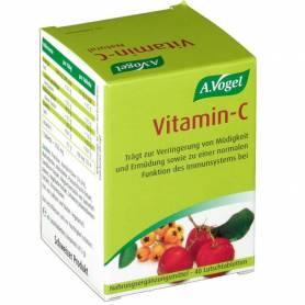 Vitamina C naturala 40tb - A. Vogel