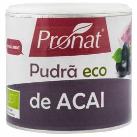 Pudra de Acai - eco-bio 90g - Pet - Pronat