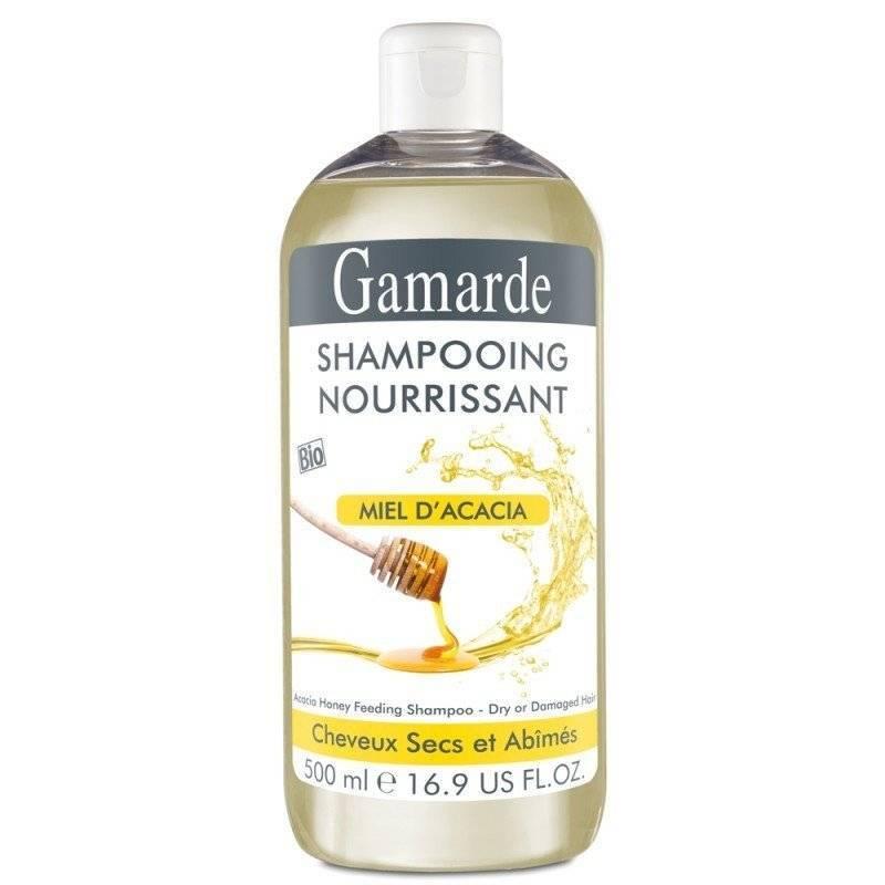 Sampon natural hranitor bio 500ml - Gamarde