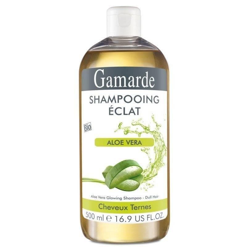 Sampon natural pentru stralucire bio 500ml - Gamarde