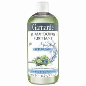 Sampon antimatreata natural 500ml - Gamarde