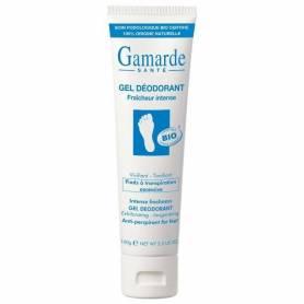 Deodorant pentru picioare gel bio 100ml - Gamarde