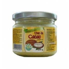 Unt de cacao nerafinat 200g - Herbavit