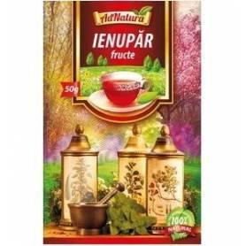 Ceai ienupar fructe 50g - AdNatura