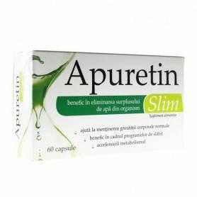 Apuretin slim 60cps - Zdrovit