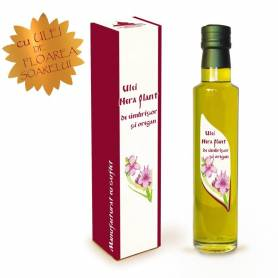 Ulei de cimbrisor si oregano (cu ulei de floarea soarelui) 250ml - Nera Plant