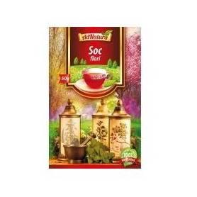 Ceai de soc 50g - AdNatura