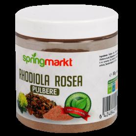 Rhodiola rosea pulbere raw 80g Adams  Springmarkt