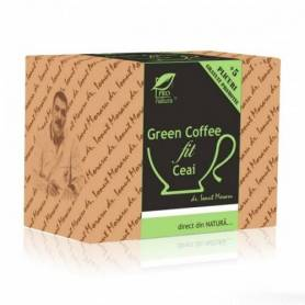 Ceai Green Coffee Fit 25dz - Medica