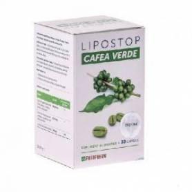 Lipostop Cafea Verde 30cps - Quatnum Pharm