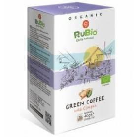 Cafea Verde cu ghimbir bio 20dz - Vedda