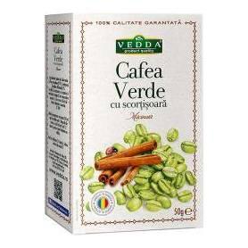 Cafea verde cu scortisoara 50g - Vedda
