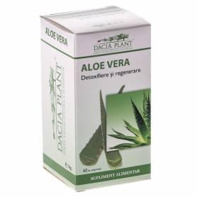 Aloe Vera 60cps - Dacia Plant