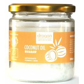 Ulei de cocos extra virgin 300g - ECO-BIO - Dragon Superfoods