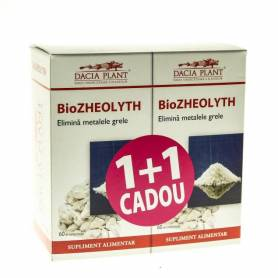Biozheolyth 60cpr 1+1 Gratis - Dacia Plant