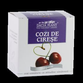 Ceai Cozi Cirese 50g - Dacia Plant
