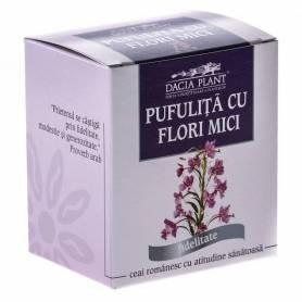 Ceai Pufulita Flori Mici 50g - Dacia Plant