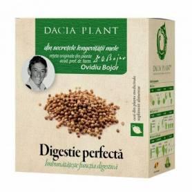 Ceai Digestie Perfecta 50g - Dacia Plant
