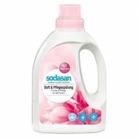 Balsam si parfumant bio pentru rufe 750ml SODASAN